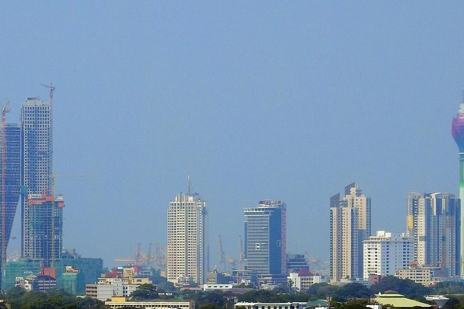 Half-Day Colombo City Private Tour
