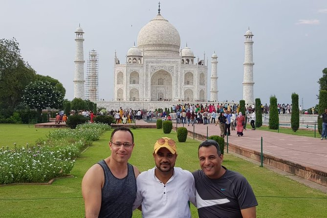 Golden Triangle 2-Day Tour