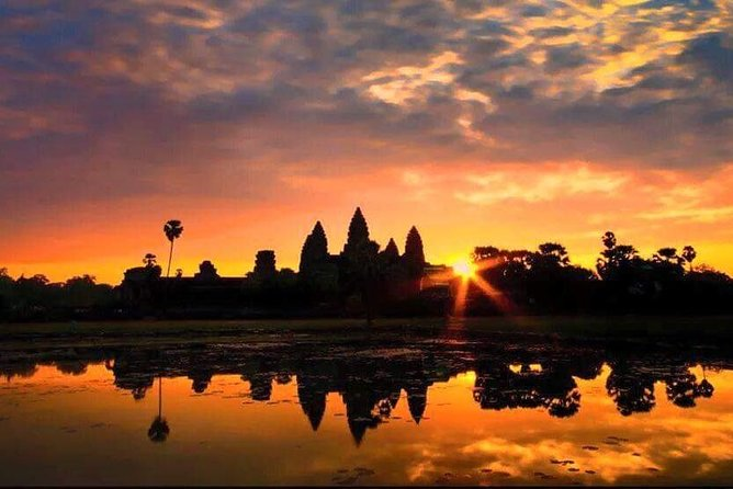 One Full-day Private Tour to Angkor Complex, Siem Reap Cambodia