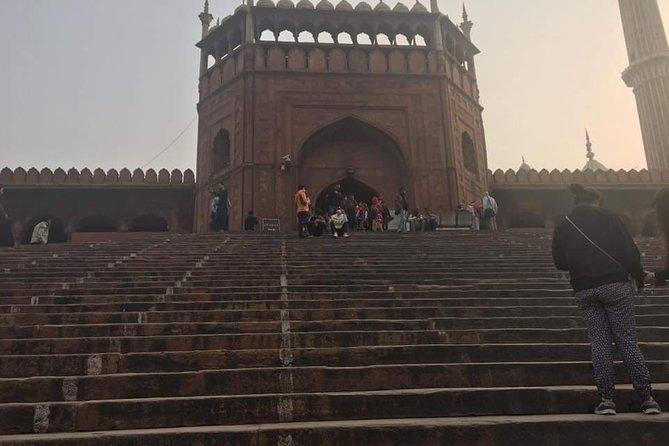 Excursão privada com tudo incluído a Delhi, dia inteiro, com guia e entradas