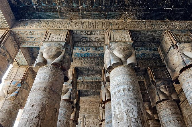 Dendra & Abydos Tour from Luxor