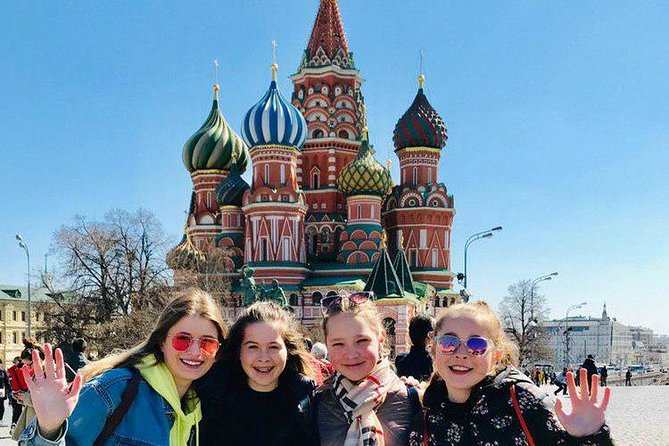 Moscow Must-See 1-Day Tour