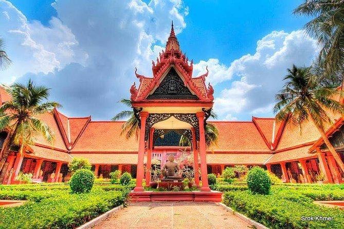 Phnom Penh city tour
