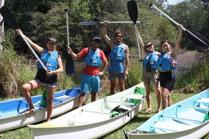Noosa Hinterland Scenic Canoe Tour