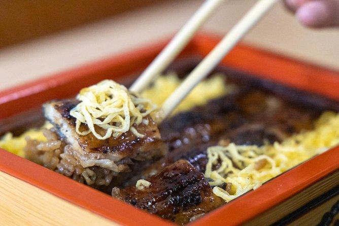 Kurume trip to Fukuoka where you can enjoy eel, sake and matcha sweets in kimono