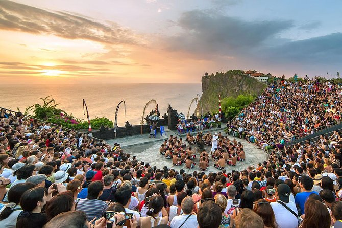 Half-Day Tour: Uluwatu Temple and Kecak Fire Dance Show