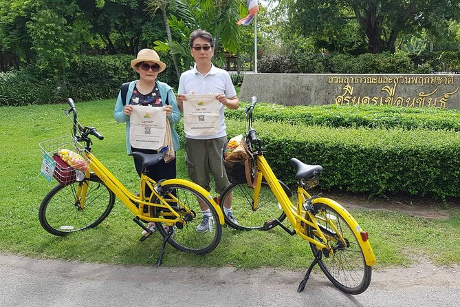 Lost in Bangkok : Green Lung Jungle Bicycle Ride with Lunch photo 24