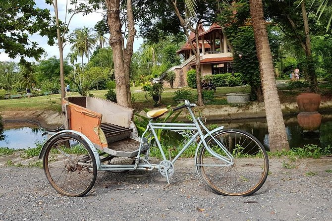 Lost in Bangkok : Green Lung Jungle Bicycle Ride with Lunch photo 21