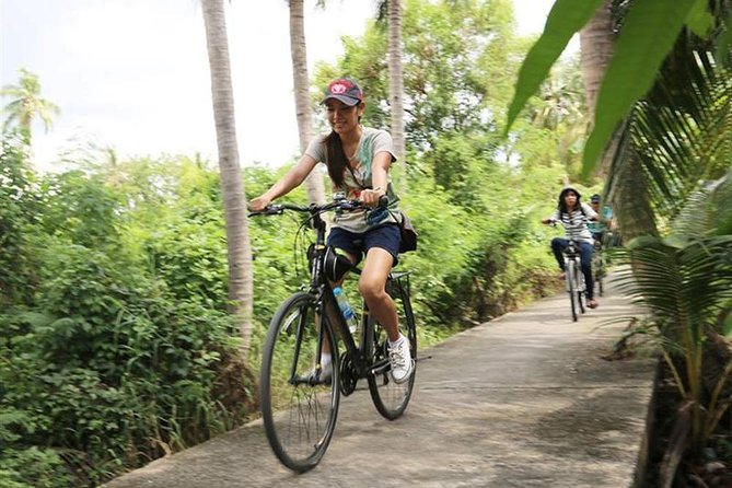 Lost in Bangkok : Green Lung Jungle Bicycle Ride with Lunch photo 23