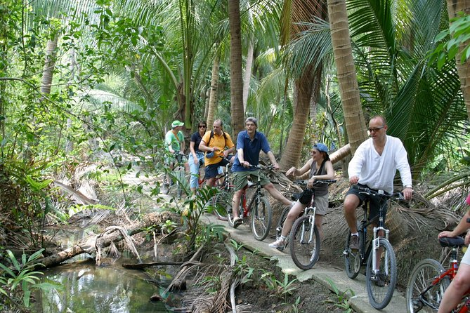 Lost in Bangkok : Green Lung Jungle Bicycle Ride with Lunch photo 14