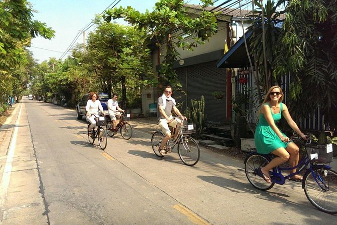 Lost in Bangkok : Green Lung Jungle Bicycle Ride with Lunch photo 9