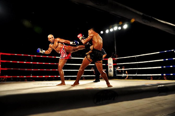 Ao Nang Krabi Thai Boxing Stadium Admission Ticket with Return Transfer