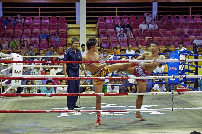 Ao Nang Krabi Thai Boxing Stadium Admission Ticket with Return Transfer photo 6