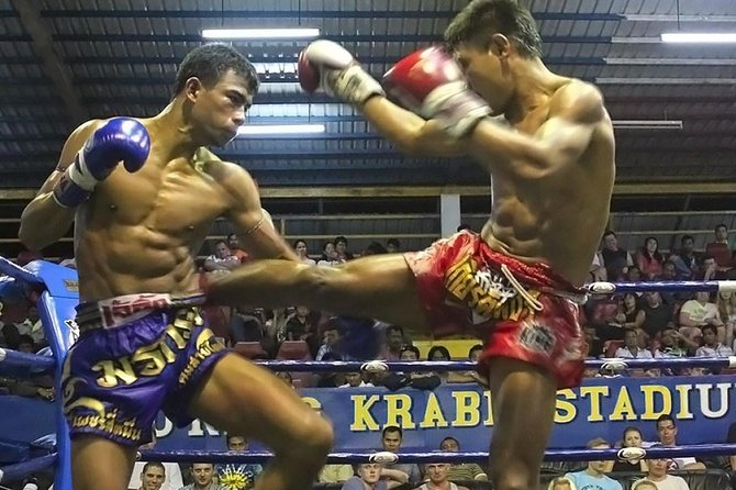 Ao Nang Krabi Thai Boxing Stadium Admission Ticket with Return Transfer photo 3
