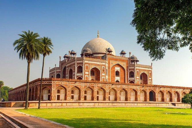 Delhi Best of Monuments Half Day Tour