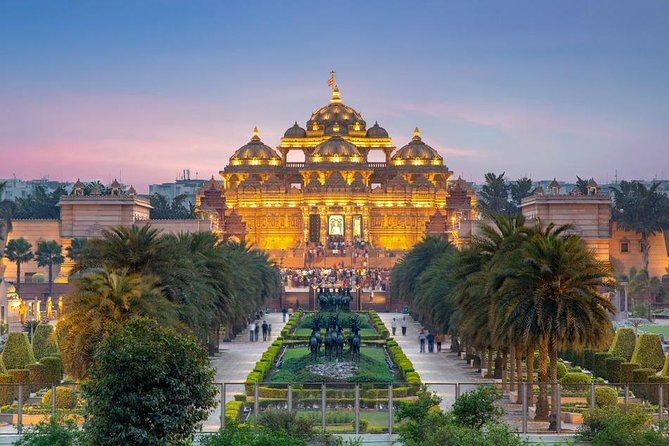 Private Old and New Delhi City Best of Tour in 8 Hours