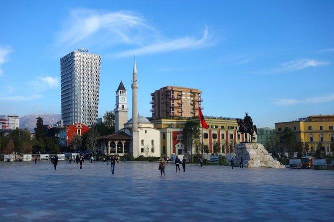 Tirana Sightseeing Walking Tour