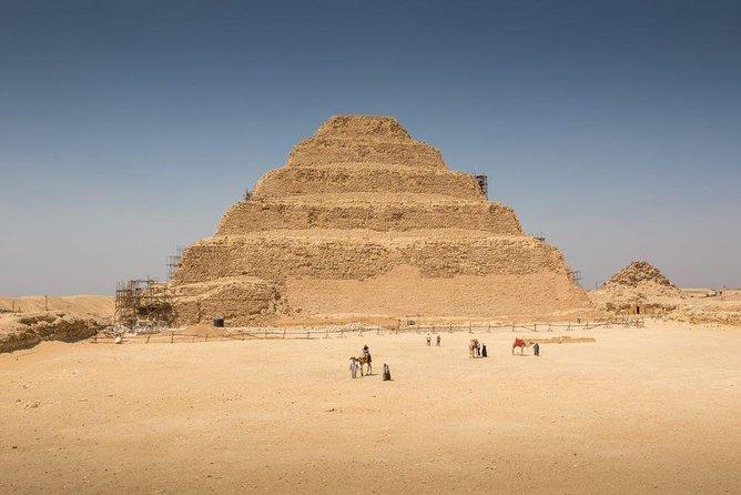 Tour to Pyramids, Sakkara & Dahshur