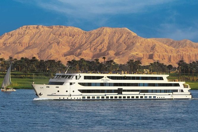 Nile Cruises Trips From Luxor To Aswan For 5 Days 4 Nights