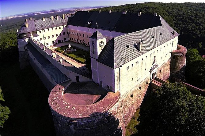 Red Stone Castle (Private Day Tour to Small Carpathian wine region from Vienna)