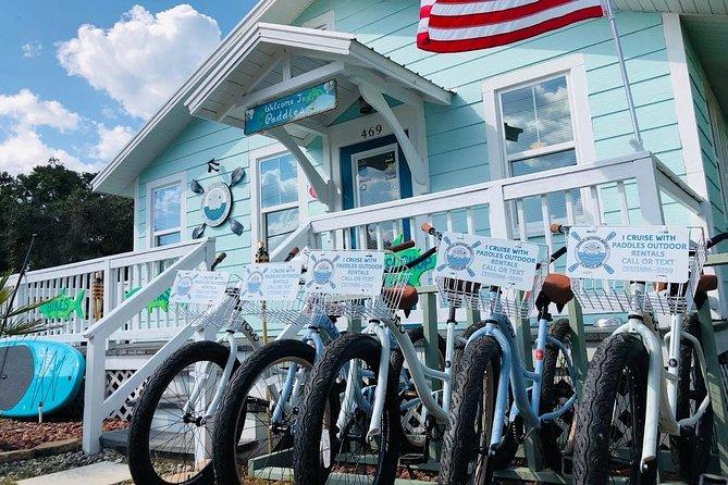 4 Hour Bike Rental In Crystal River