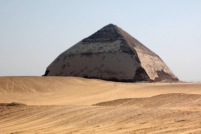 Day Tour to Giza Pyramids Memphis city and Dahshur photo 7