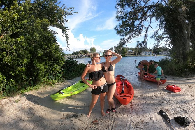 Full Day Single Kayak Rental In Crystal River photo 7