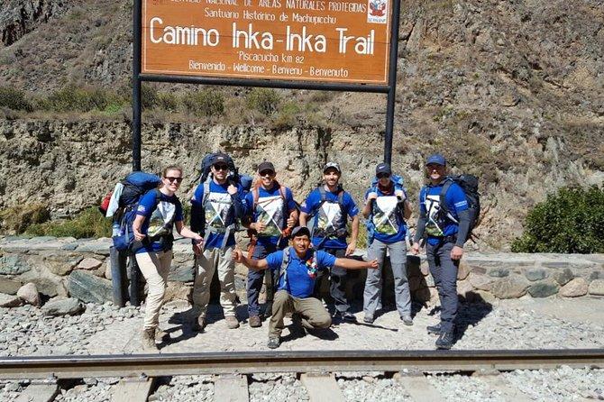 Inca Trail to Machu Picchu and Huayna Picchu in 4 days / 3 nights