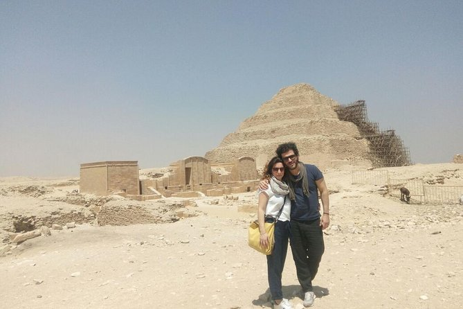 Giza pyramids, Sphinx, Sakkara and Dahshur Private Trip photo 2