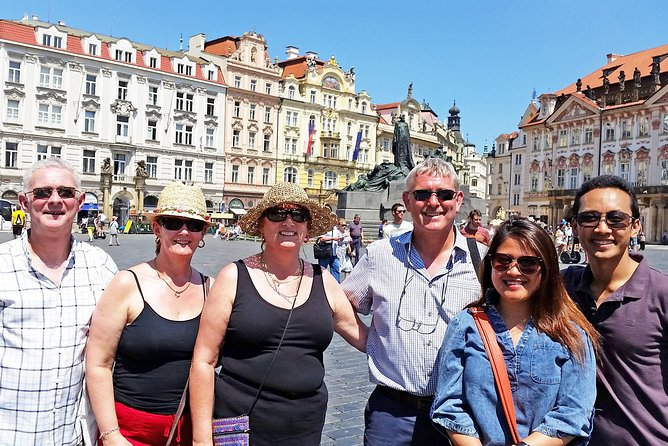 Small Group Prague Old Town and Jewish Quarter Walking Tour
