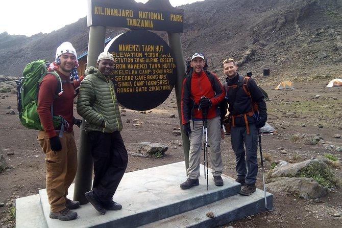 Climb Mount Kilimanjaro - 7 Days Machame Route