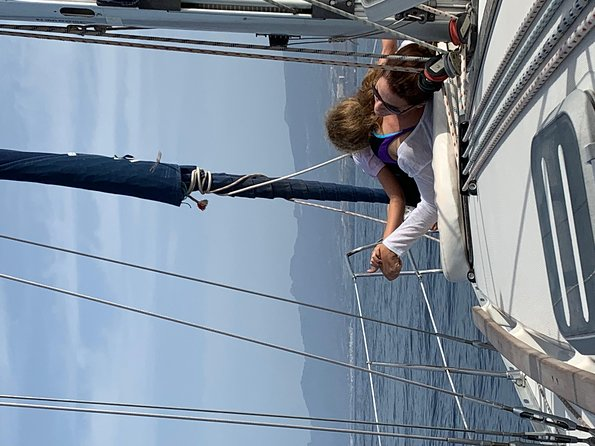 3-hour sailing yacht excursion aboard Skyline 1 photo 3