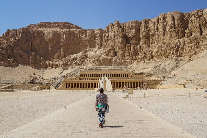 Guided trip to the West Bank in Luxor