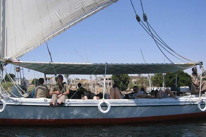 Felucca Ride in Aswan