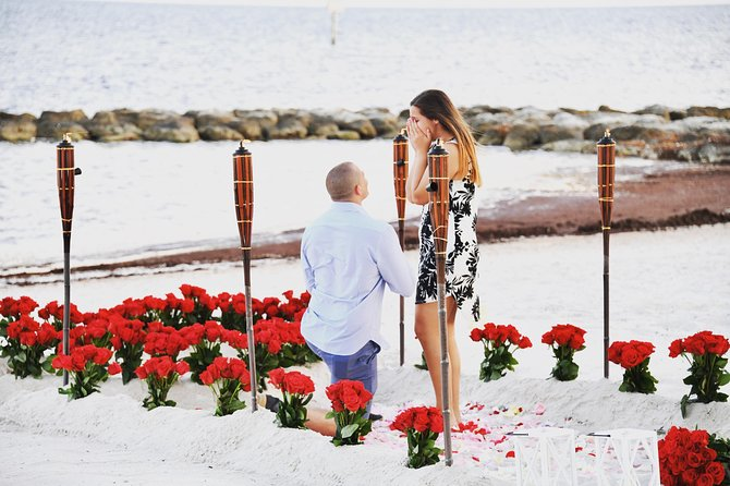 Key West Marriage Proposal Package