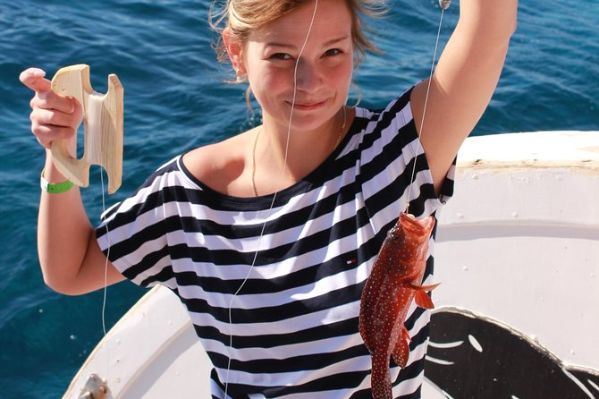 Fishing trip for beginners