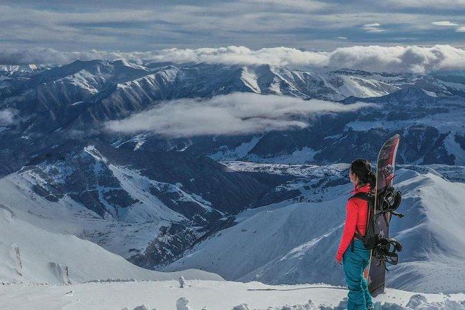 7 Days in one of the best ski resorts Gudauri