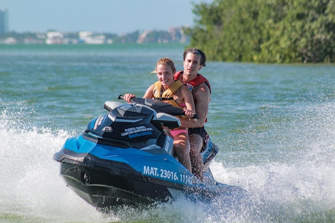 Jet Ski Cancun Rentals 30 Minutes