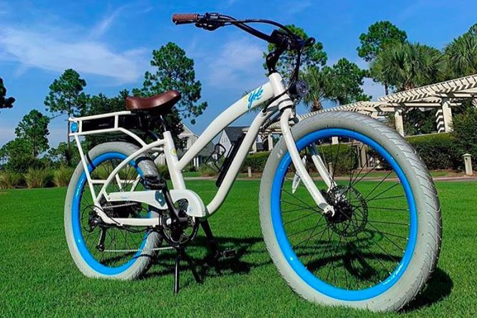 3 Hour Electric Bike Rental