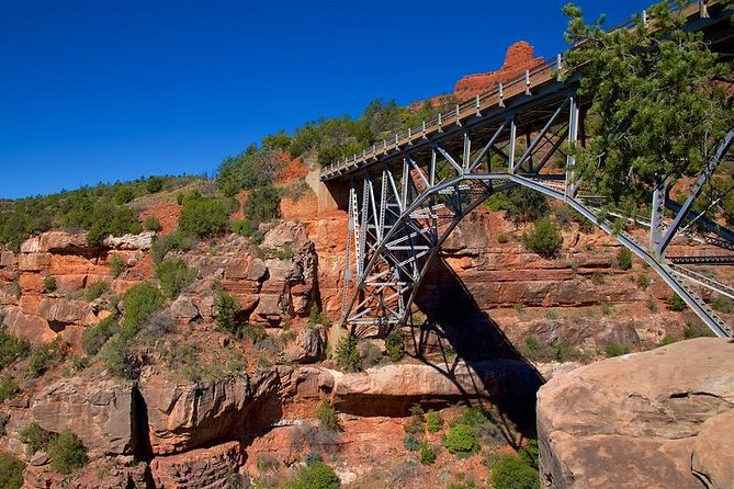 Oak Creek Canyon Jeep Tour from Sedona