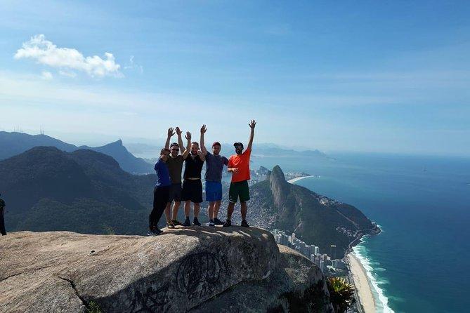 Pedra da Gavea Private Hike - Best Prices - Small Groups