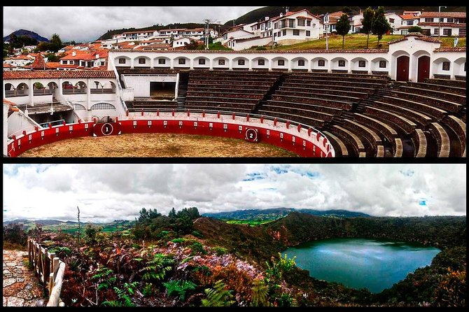 Guatavita and indigenous community from Bogota Private Tour FLEXIBLE SCHEDULE