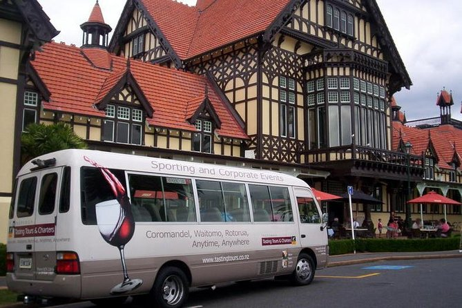 Shore Excursion: Rotorua Cultural and Geothermal Experience from Tauranga