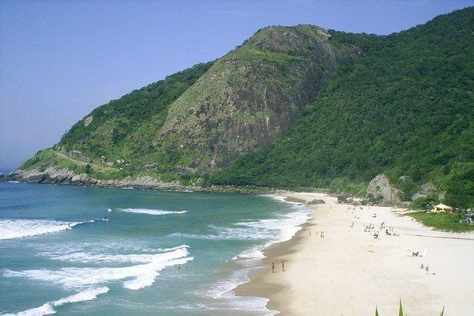 Telegraph Stone & Wild Beaches Hike by Carioca Experience