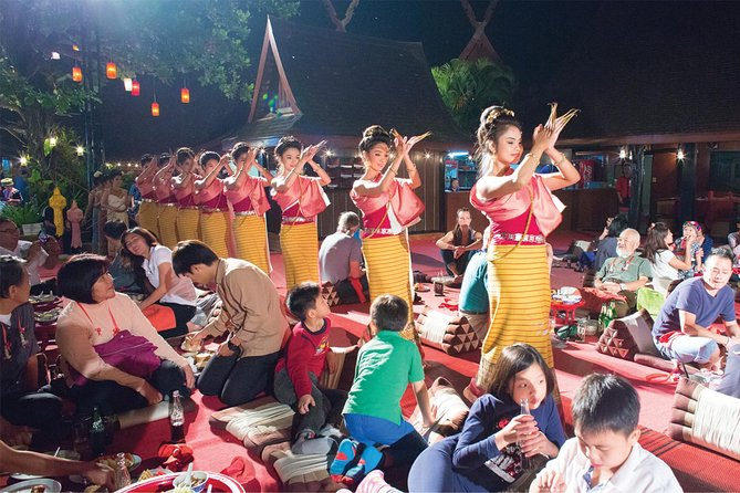 Khum Khantoke Dinner and Cultural Show in Chiang Mai Admission Ticket