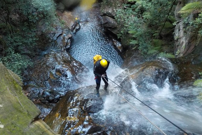 Full-Day Canyoning Experience at Stunning Empress Canyon