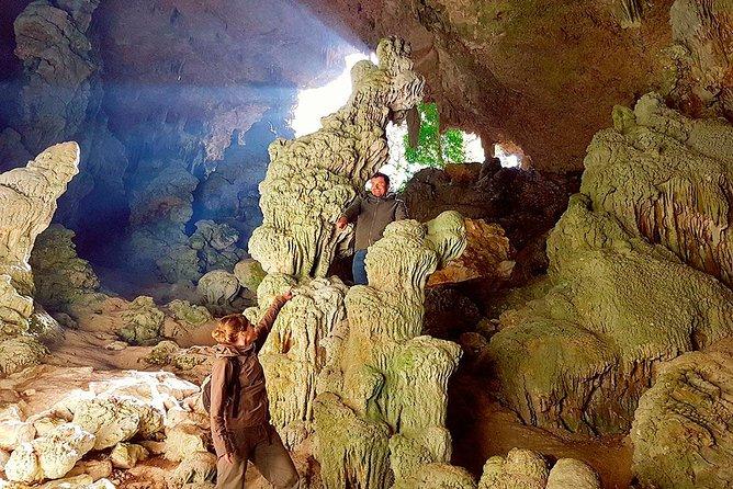 Hiking Chiapas Exploring caves