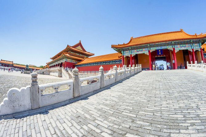 Half Day Guided In-depth Forbidden City Heritage Walking Tour