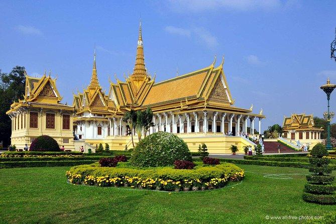 Full Day Phnom Penh City Private Tour