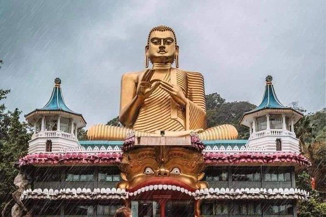 Negombo to sigiriya day trip